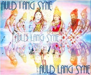 From Auld Lang Syne to Auld Lang Insane!