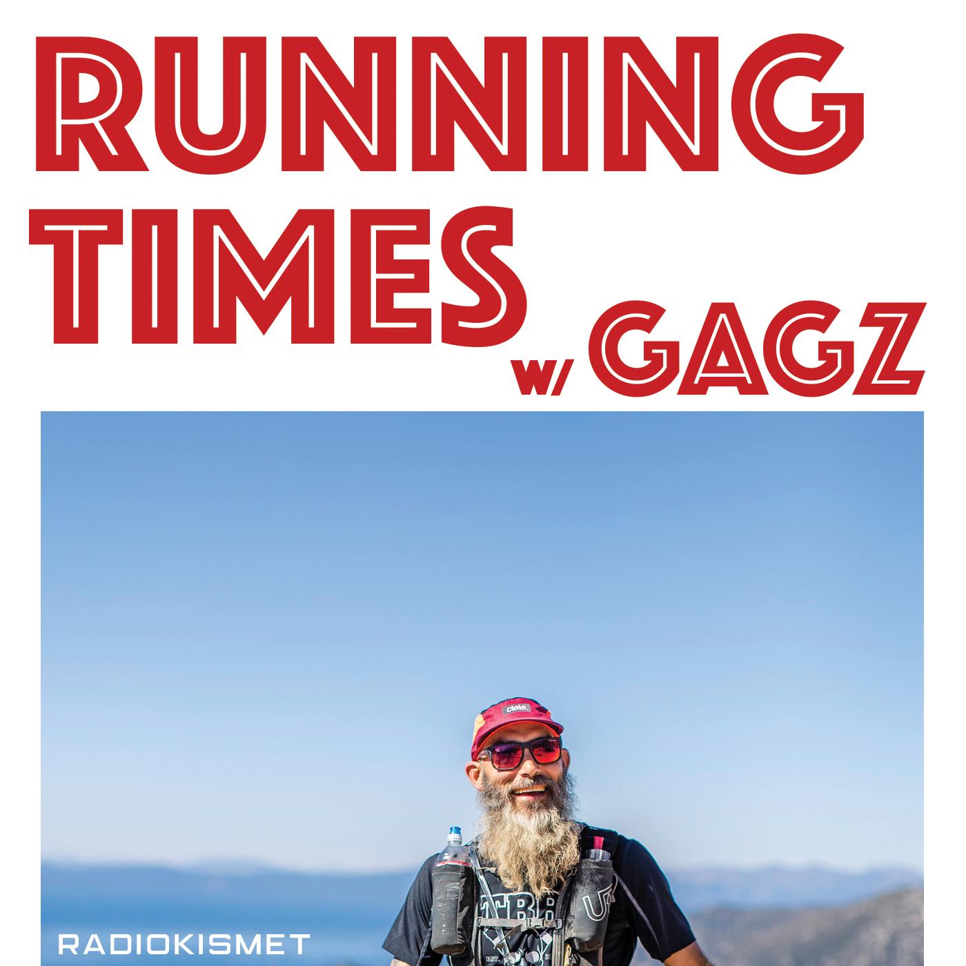 Running Times show art