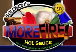 HSW 031 - MoreFire! Hot Sauce
