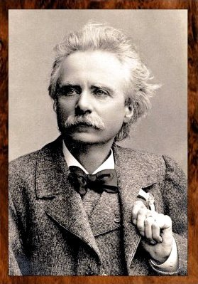 Songs by Edvard Grieg