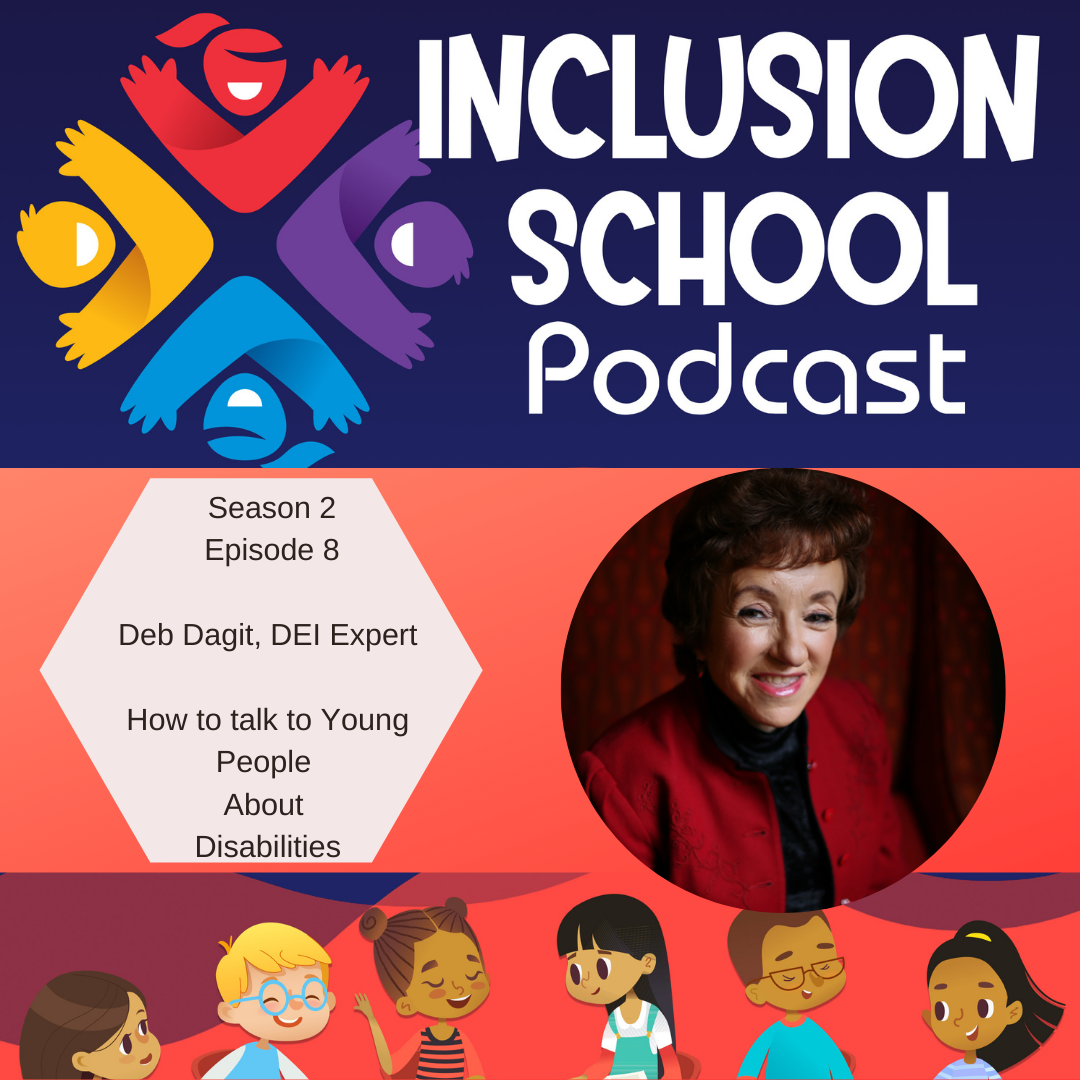 S2 Episode 8: How to Talk to Young People About Disabilities