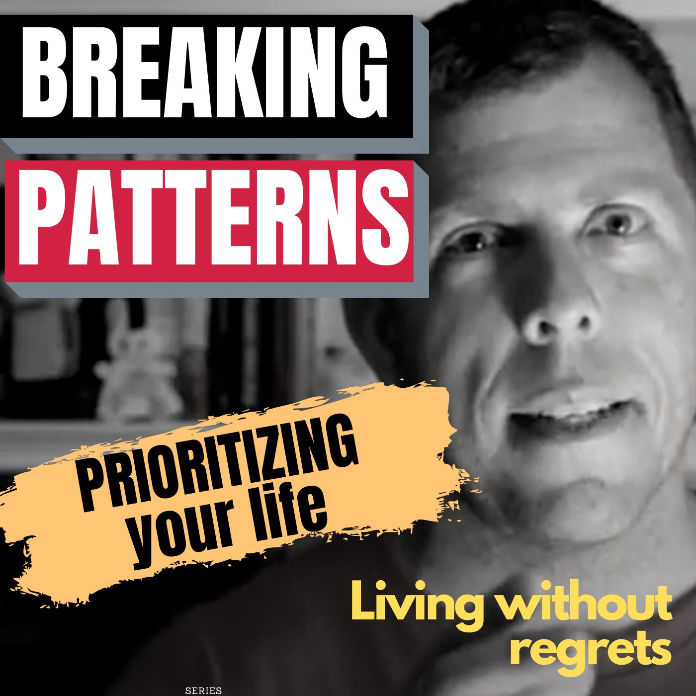 Artwork for How to change your priorities - seeing life differently