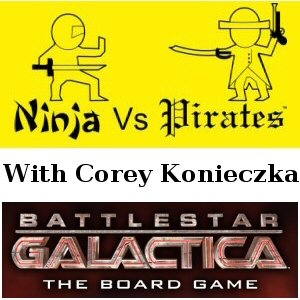 NvP 2x06 - Battlestar Galactica with Corey Konieczka