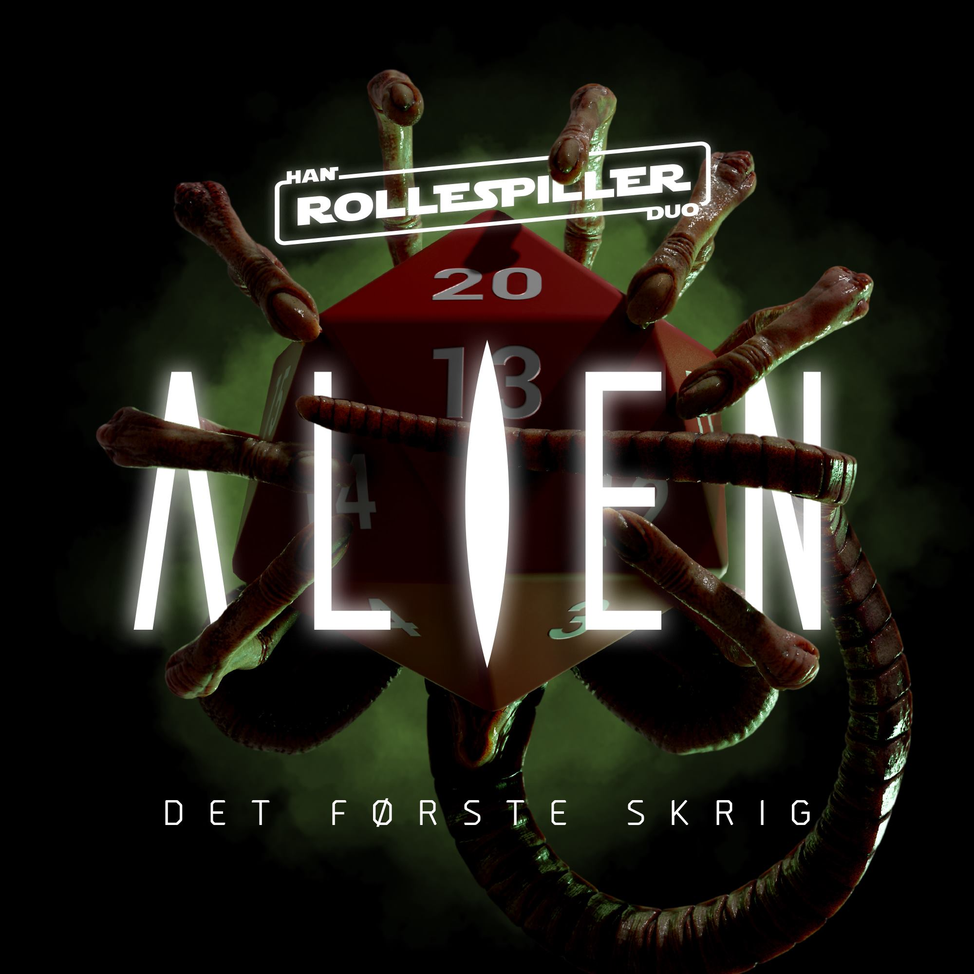 Han Duo Rollespiller: Alien 2:4