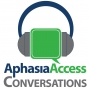 Artwork for A Model for Engaging People with Aphasia in the Community  with Dominique Herrington