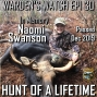 Artwork for 030 Hunt of a Lifetime - In Memory of Naomi Swanson