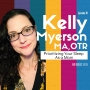 Artwork for 070 Prioritizing Your Sleep As a Mom with Kelly Myerson