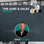 Artwork for Surf and Sales S1E25 -  Good VCs vs. Bad VCs with Doug Landis of Emergence Capital