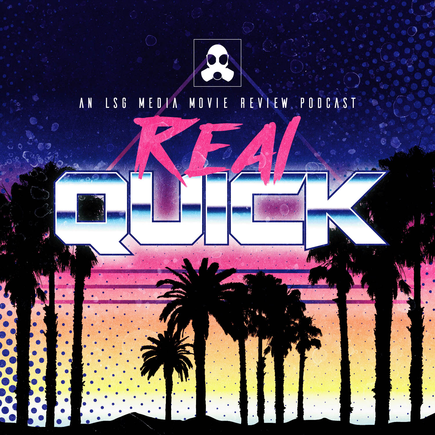 Real Quick? A Film Podcast show art