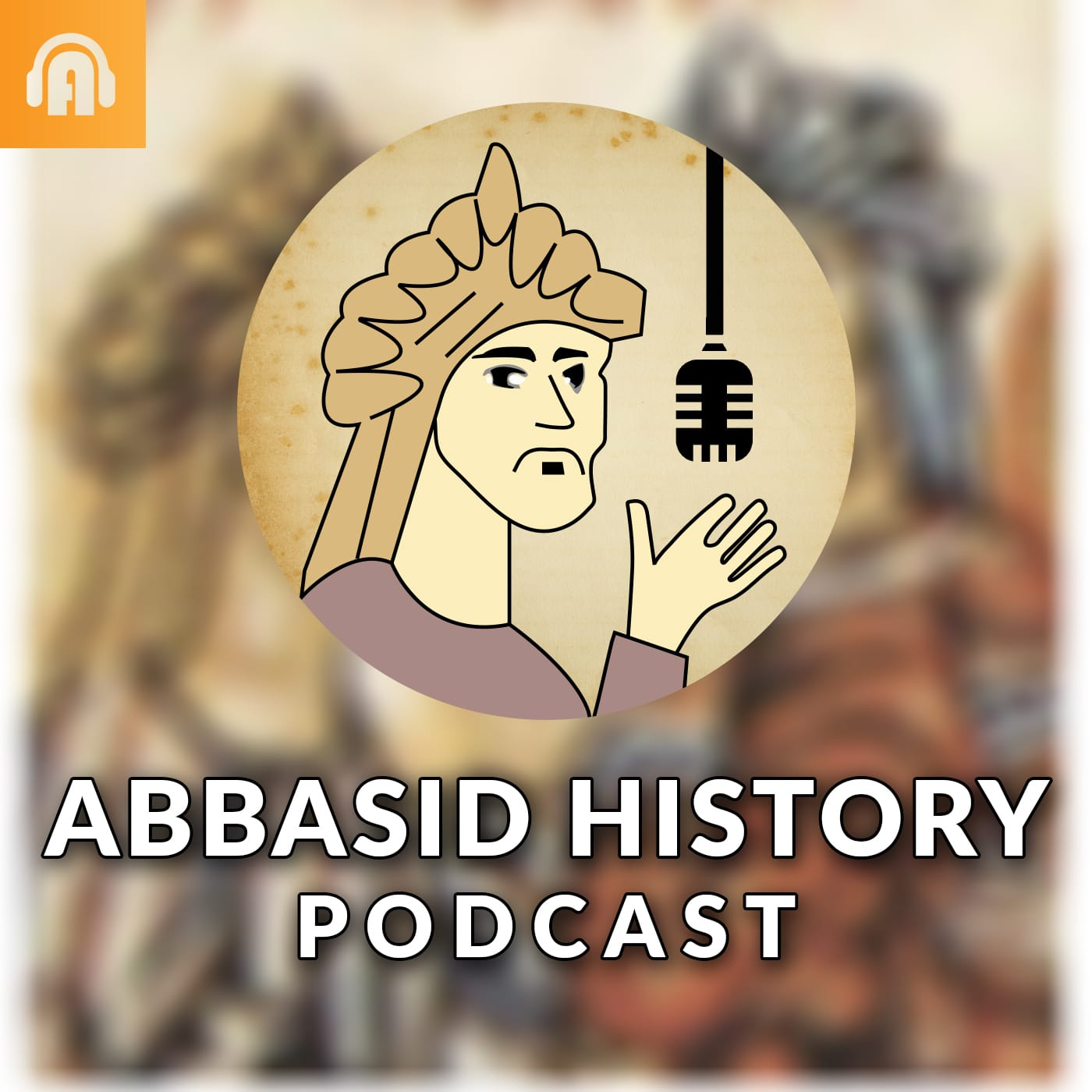Artwork for EP008: Dr Yakoob Ahmed on the Ottoman takeover of the Caliphate 1517