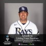 Artwork for Episode 15: Living Your Passion, w/Tampa Bay Rays Pitching Coordinator, Rolando Garza