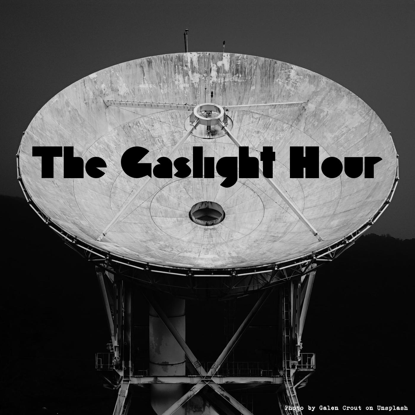 The Gaslight Hour podcast show art