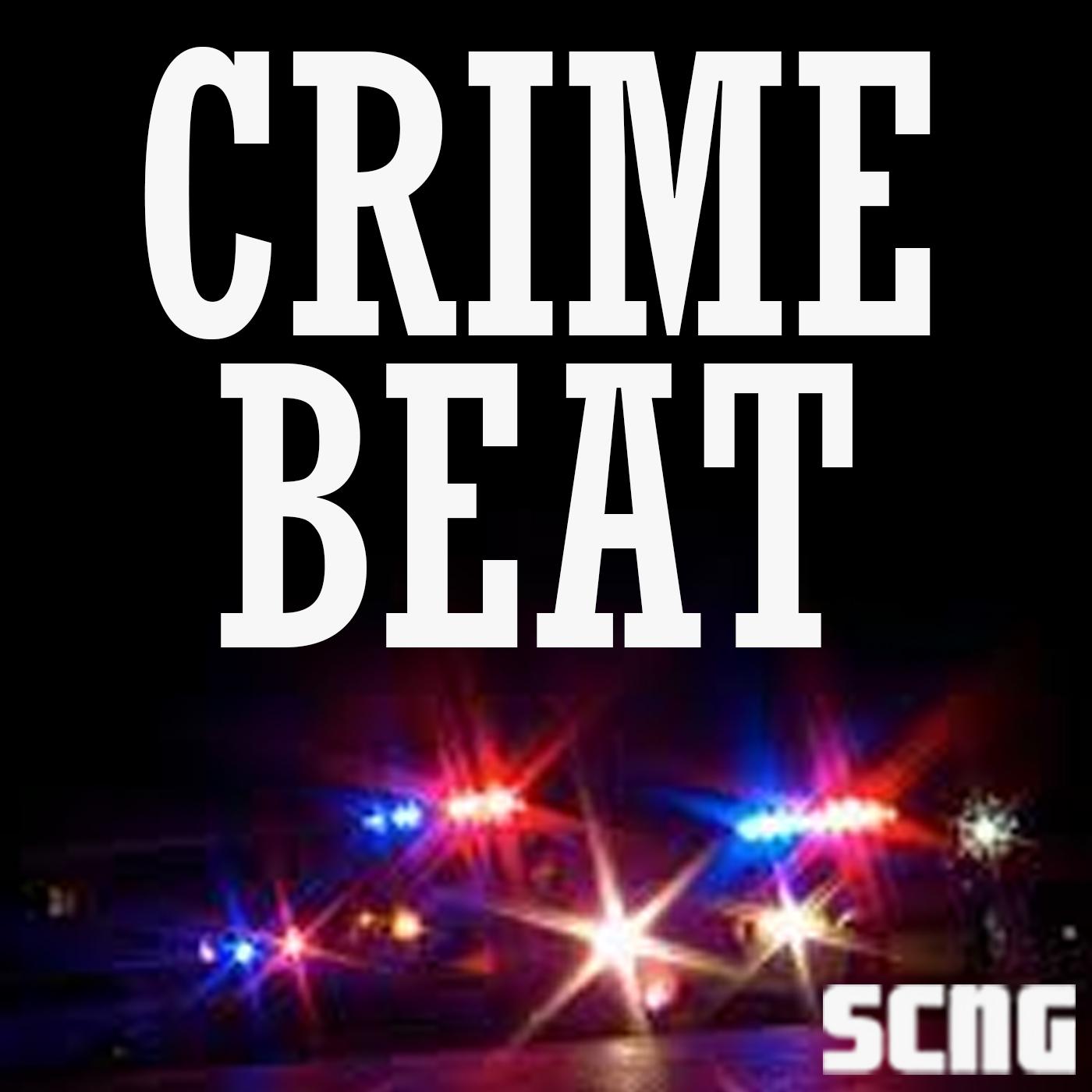 Crime Beat show art