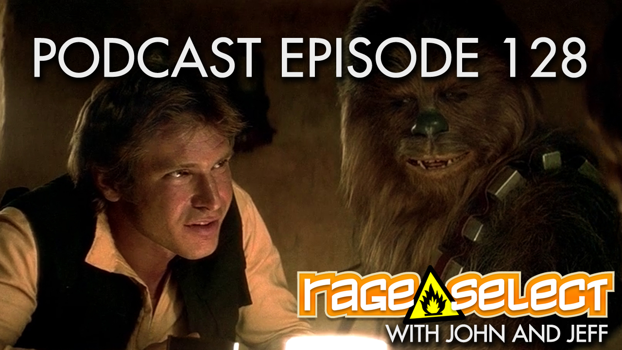 Rage Select Podcast Episode 128 - John and Jeff Answer Your Questions!8