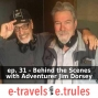 Artwork for ET031-Behind the Scenes with Adventurer Jim Dorsey