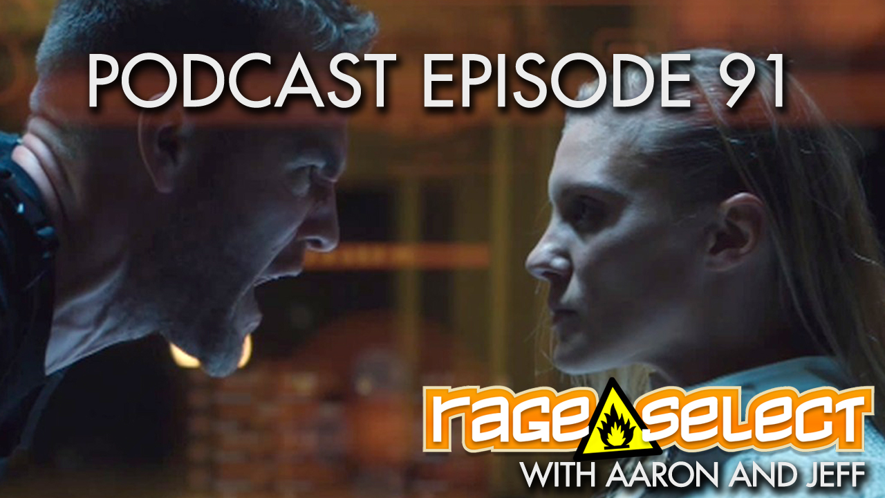 Rage Select Podcast Episode 91 - Aaron and Jeff Answer Your Questions!