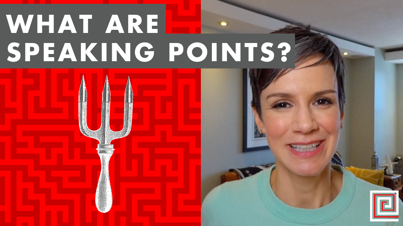 Artwork for What Are Speaking Points? - EP:085