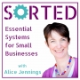 Artwork for Sorted with Thea Jolly