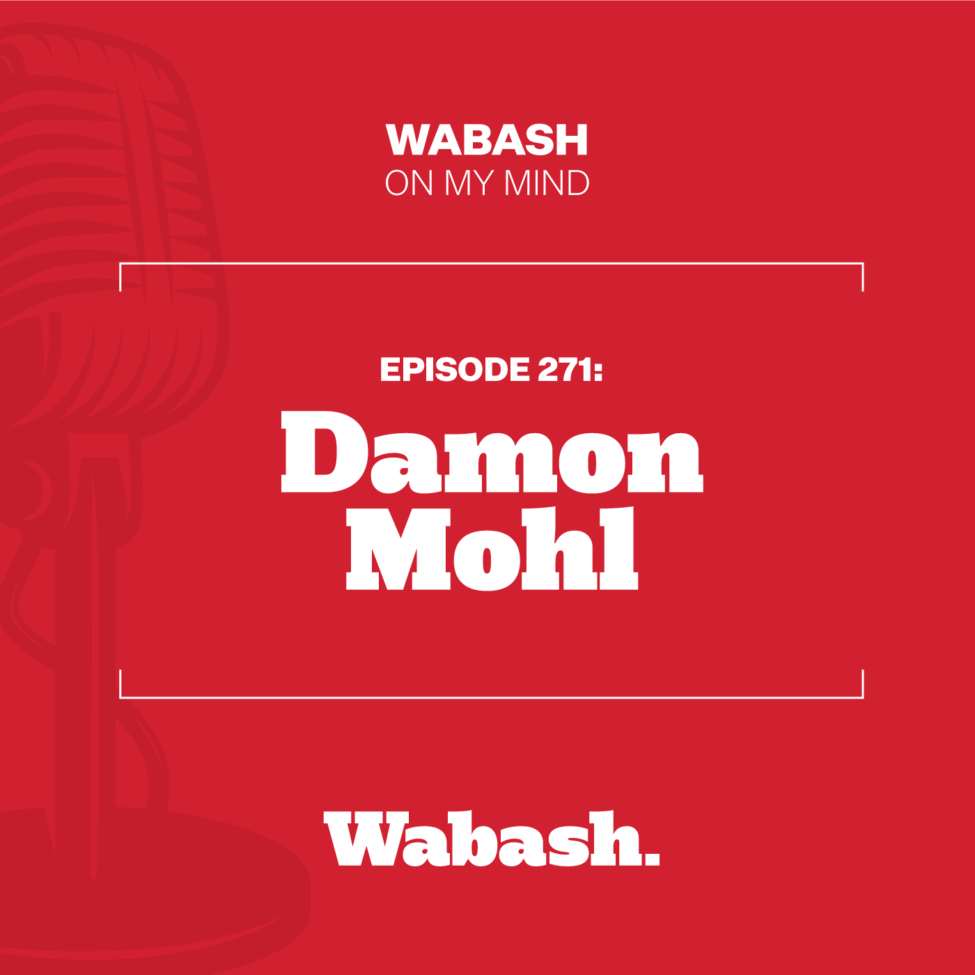 #271: Damon Mohl