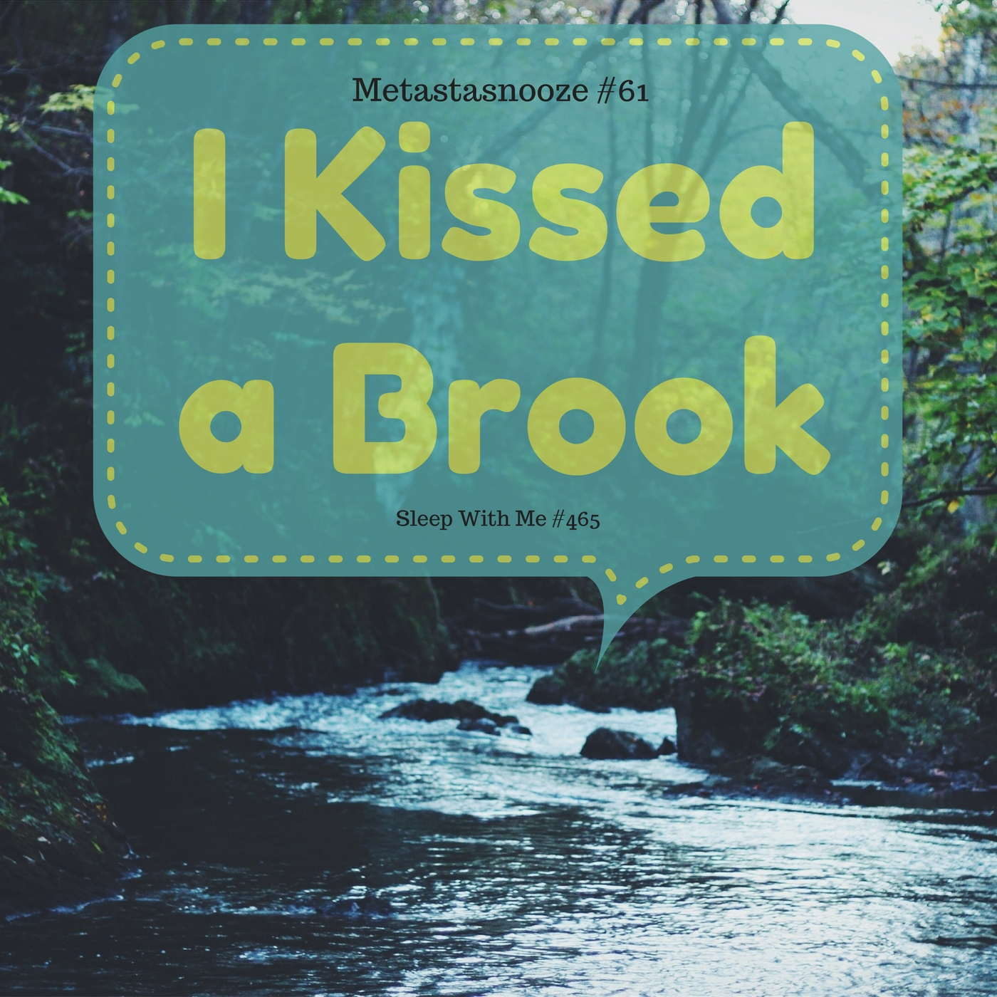 I Kissed a Brook | Metastasnooze #61 | Sleep With Me #465