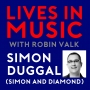 Artwork for Simon Duggal - a huge track record, total recall, amazing stories