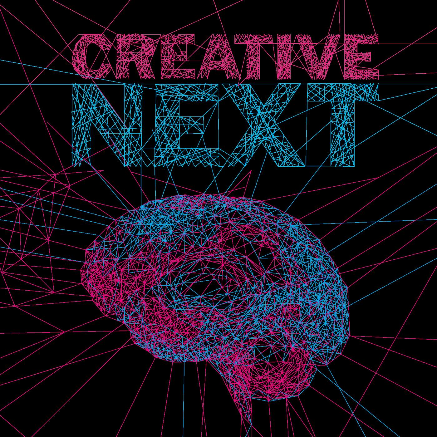 Creative Next: AI Automation at Work show art