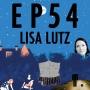 "Artwork for 54: Lisa Lutz & ""Dirty Snow"""