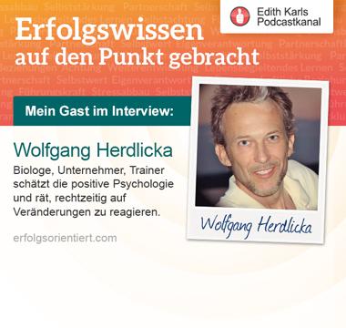 038 - Im Gespräch mit Wolfgang Herdlicka