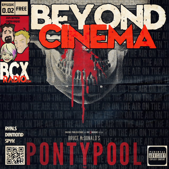 BCXradio presents BeyondCinema 0.02 - Pontypool