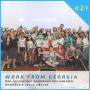 Artwork for 021 Проект workfromgeorgia: как грузинские компании принимают digital nomads в своих офисах