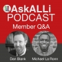 Artwork for What are the Most Time-Consuming Tasks for First-Time Authors? Questions Answered at AskALLi Members' Q&A