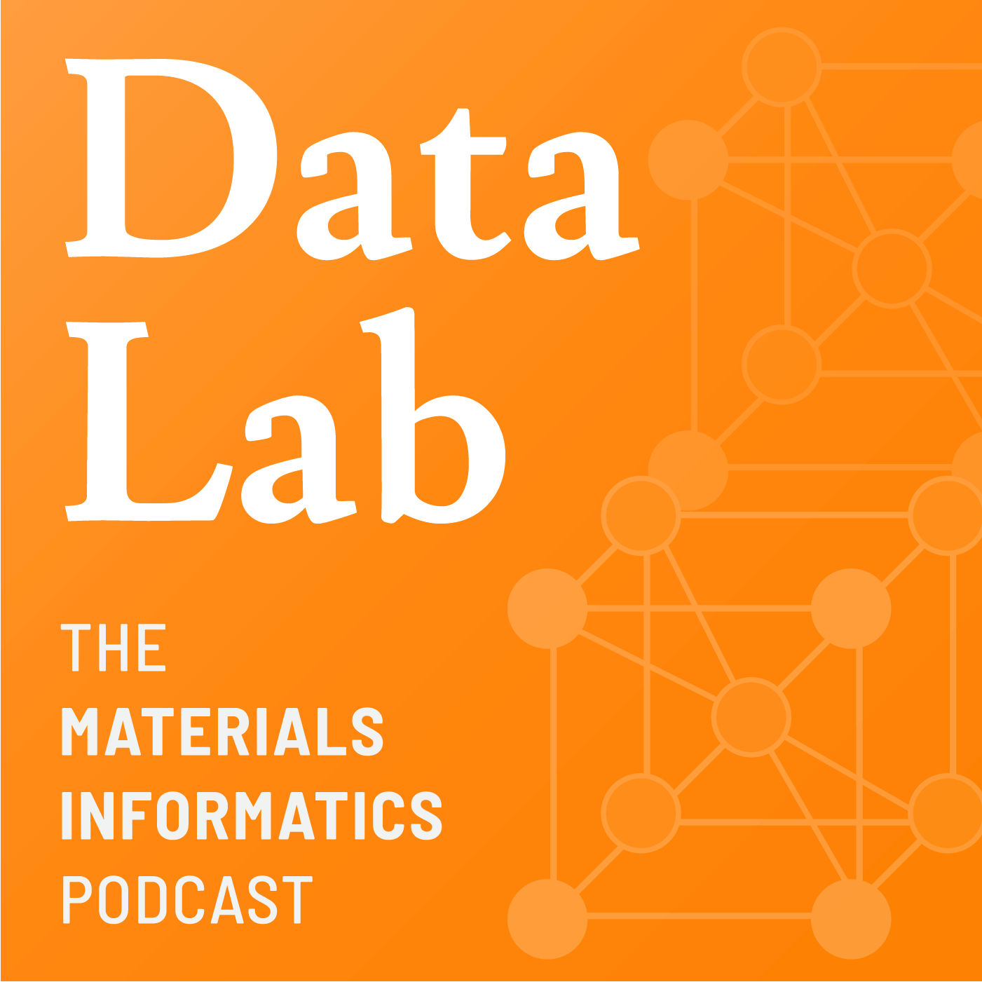 DataLab: The Materials Informatics Podcast show art