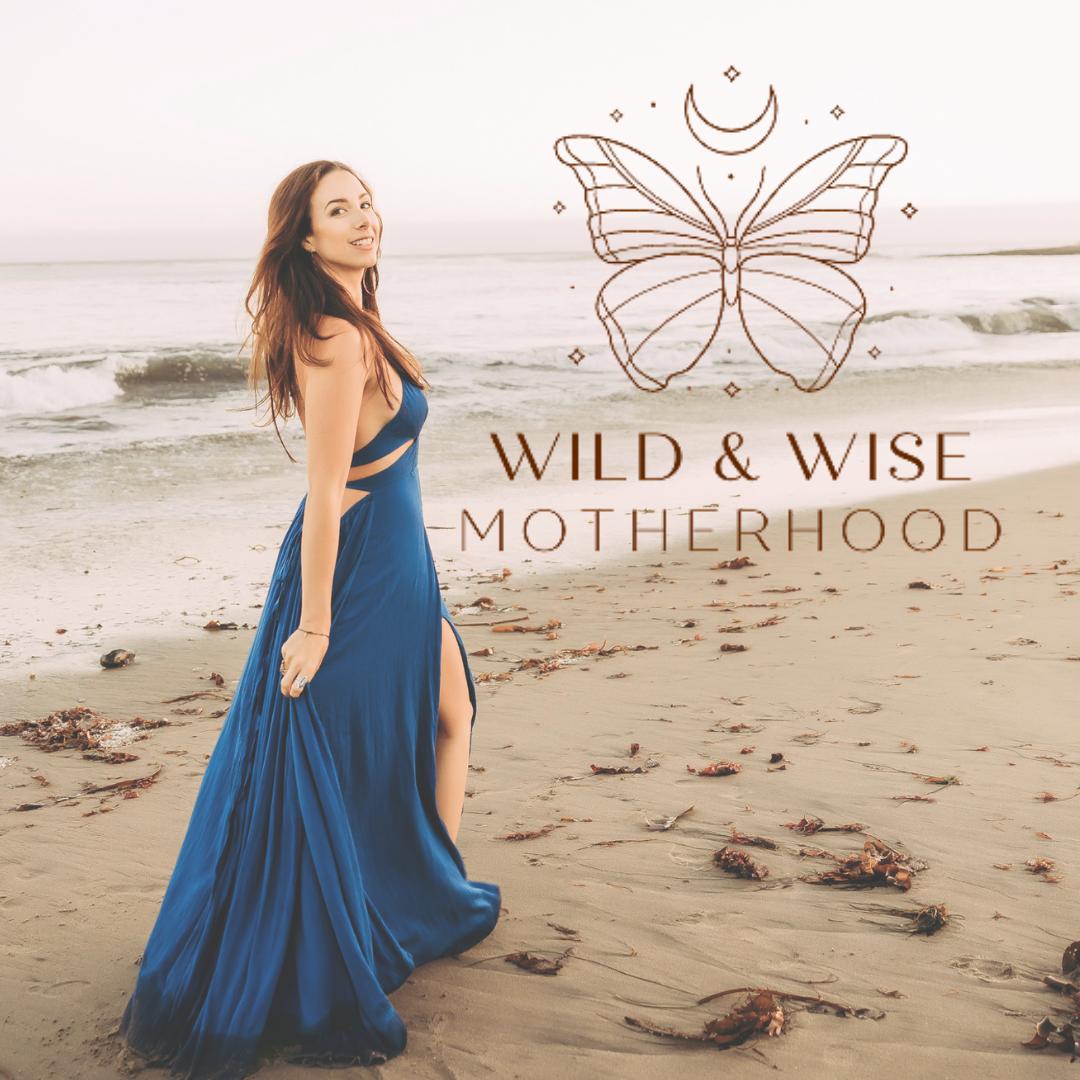 Wild and Wise Motherhood show art
