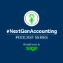 Artwork for NextGen Accounting Series - Ed Kless on why accountants need to jettison hourly billing