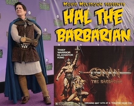 Hal the Barbarian