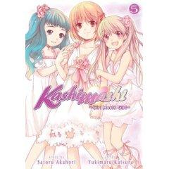 Podcast Episode 94: Kashimashi Volume 5 by Satoru Akahori and Yukimaru Katsura