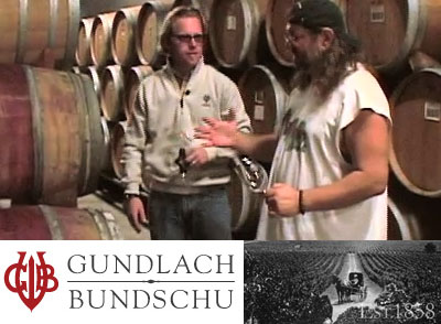 The Wine Dude - Gundlach Bundschu Winery (Audio)