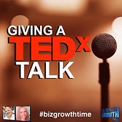 58 - Giving a TEDx Talk