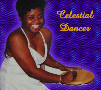 Celestial Dancer - Blowing the Yellow From My Green