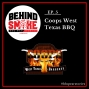 Artwork for #005: From the Nursing World to West Texas BBQ in San Diego - Coop's BBQ