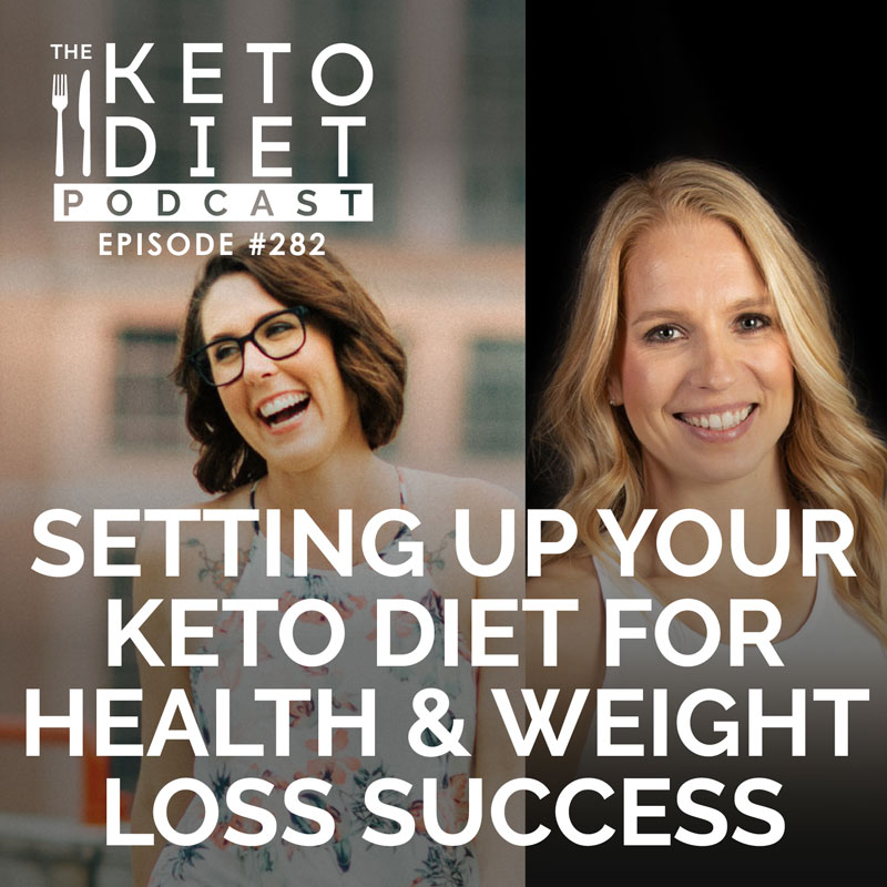 #282 Setting Up Your Keto Diet Properly with Emmie Satrazemis {Nutrition Director of Trifecta Nutrition}
