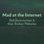 Artwork for Bad Businessmen and their Broken Websites