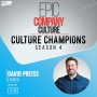 Artwork for Culture Champion - David Preiss with Launch | Episode 98