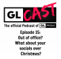 Artwork for Episode 15: Out of office? What about your socials over Christmas?