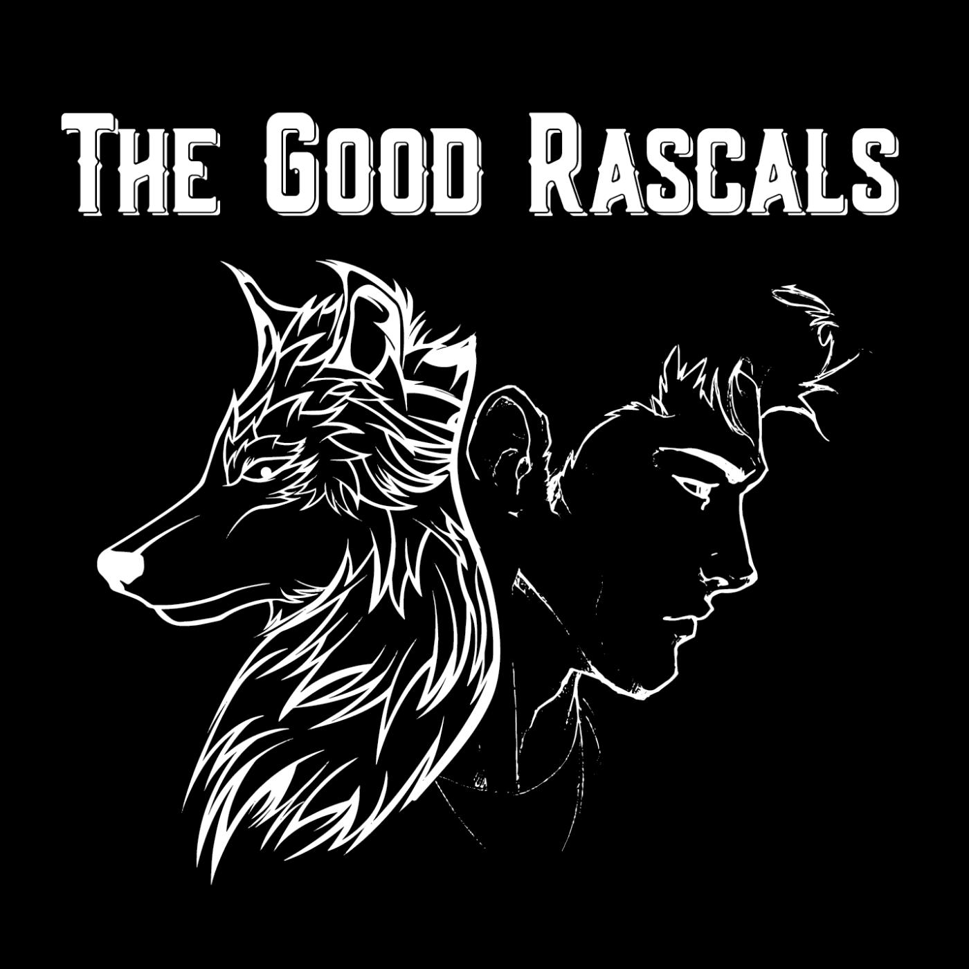 The Good Rascals show art