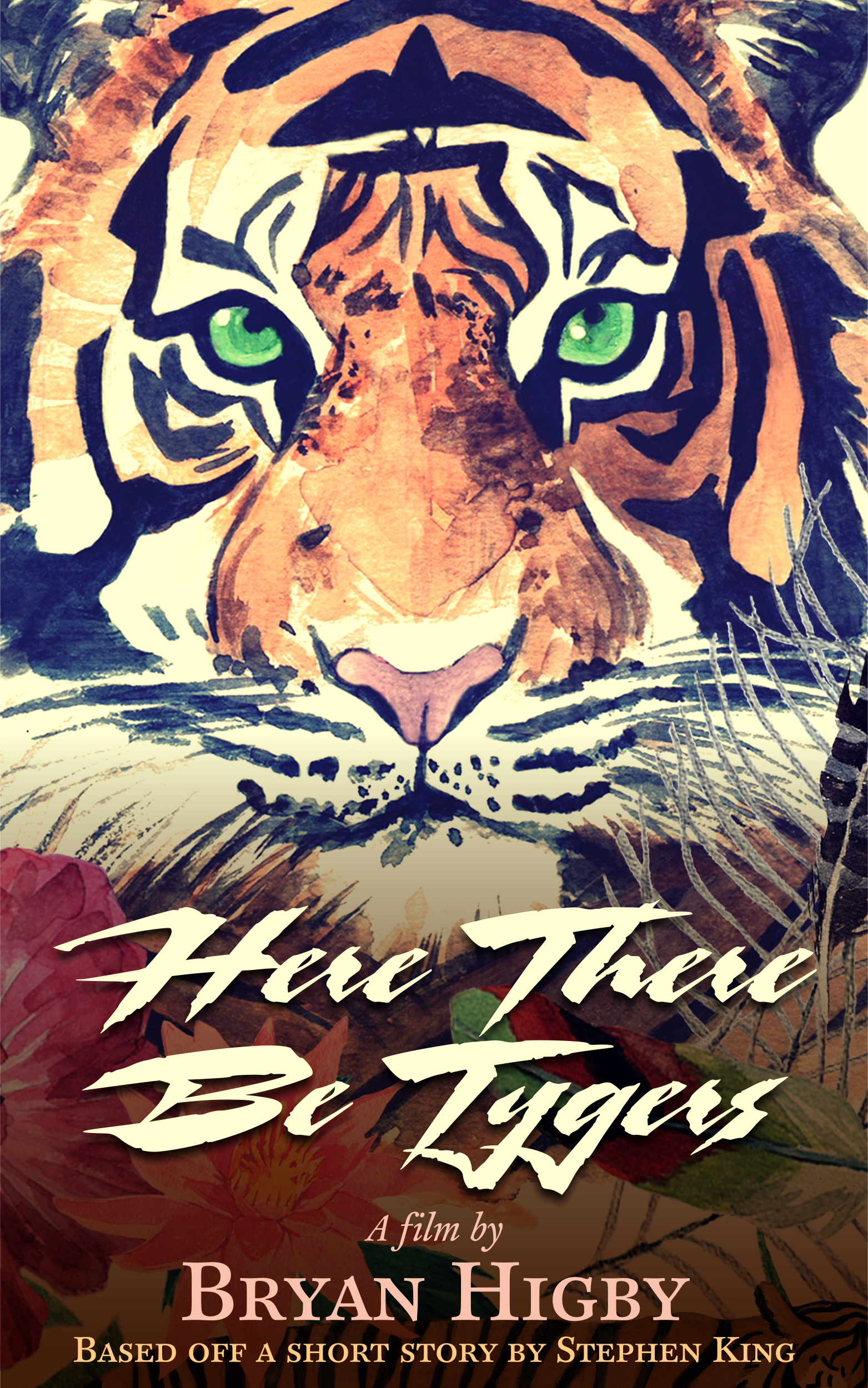 Artwork for Here There Be Tygers - Movie Trailer