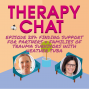 Artwork for 287: Finding Support For Partners + Families Of Trauma Survivors with Heather Tuba