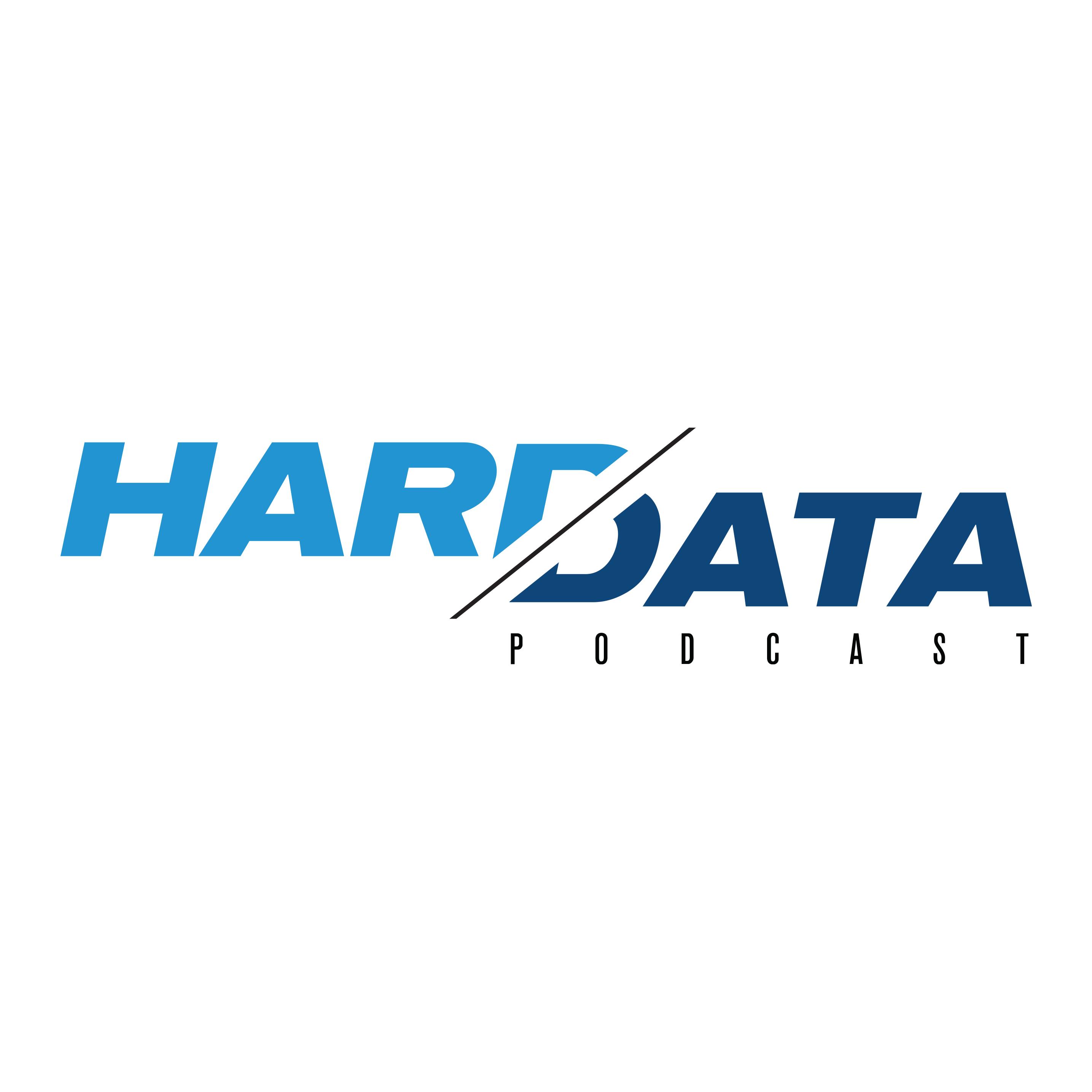 Artwork for Hard Data - Data Driving Healthcare