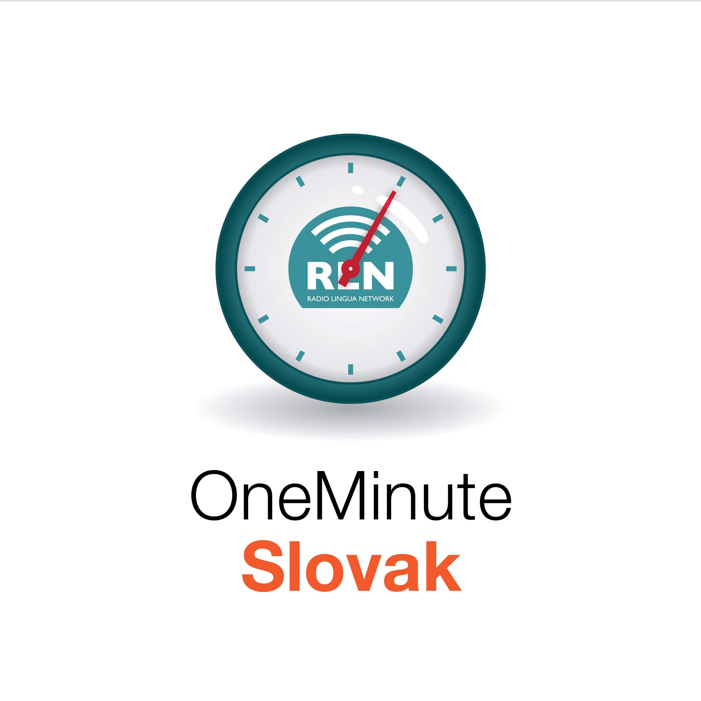 One Minute Slovak show art