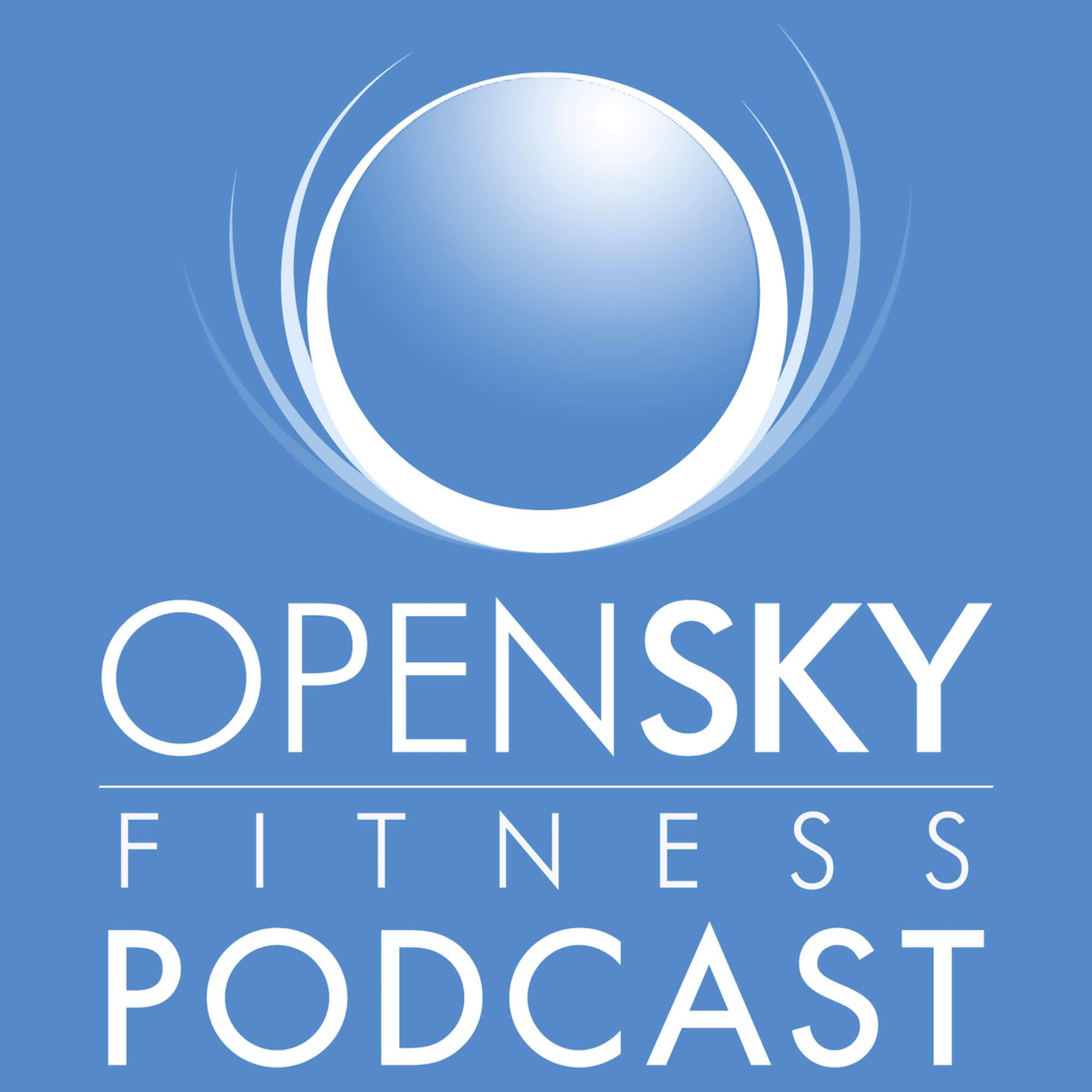 Open Sky Fitness Podcast show art